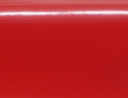 Gloss Glossy Red Vinyl Car Wrap Film Auto Vehicle Decal Sticker Sheet Roll