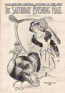 1909-Saturday-Evening-Mail-November-20-Alaska-Metropolitan-Opera-Yale-Football