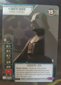 GQ Galactic Qualifier Star Wars Destiny Spot Gloss Han Solo Alt Art Promo Card
