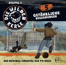 Wilden Kerle,die - (5)Original Hsp Z.TV-Serie-Gefährliche Begegnungen