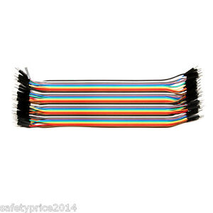 40-CABLES-MACHO-MACHO-20cm-jumpers-dupont-2-54-arduino-pic-protoboars