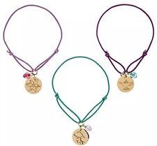 New Disney Store Aladdin Princess Jasmine Wish Bracelets Jewelry Set