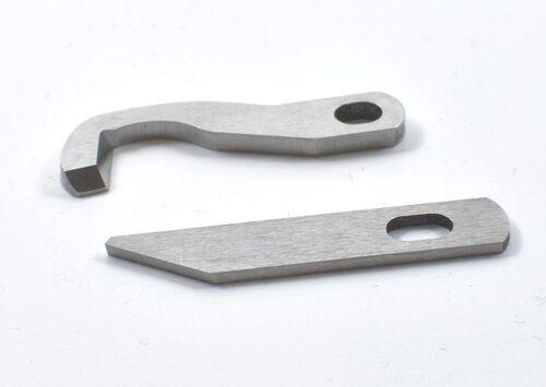 935d Messer Satz passend für Brother 1034d 925d 929d Obermesser+Untermesser