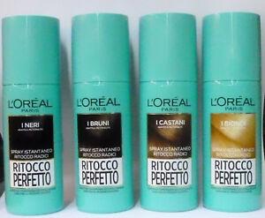 L-039-Oreal-Paris-Ritocco-Perfetto-spray-colore-istantaneo-l-039-oreal-lacca-color-75ml