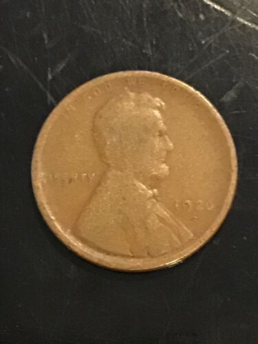 1920 S Lincoln Wheat Penny 15/% off 5+