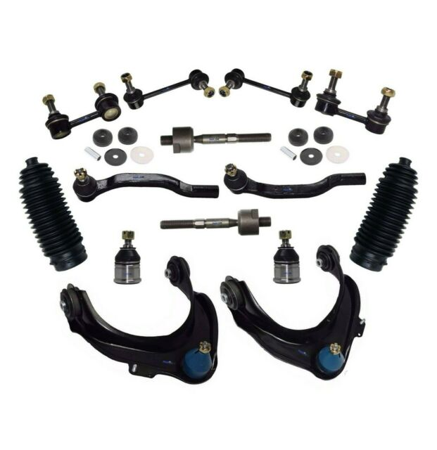 16 New Pc Front Suspension Kit For Acura CL 2001-2003 TL