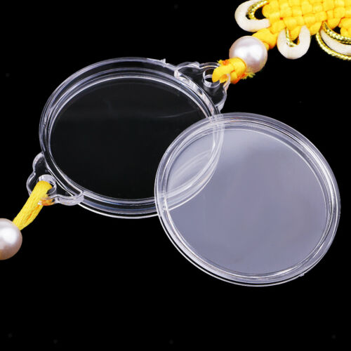 Feng Shui Knot Chinese Knot Lucky Charm Pendant Home Hanging Decor Yellow