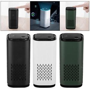 Tragbare Mini Purifier für Hause Entfernen Rauch Pollen Luft Reiniger mit