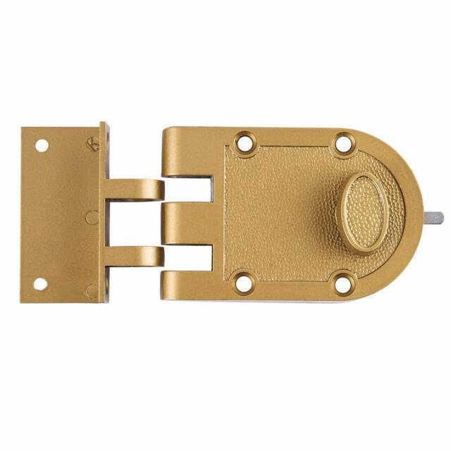 Guard Security 1303 Jimmy-Proof Single Cylinder Deadbolt Door Lock