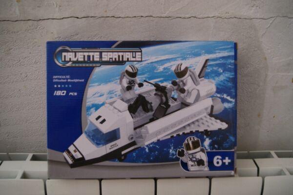 Charmant Navette Spatiale Jeu De Brique Idem Lego
