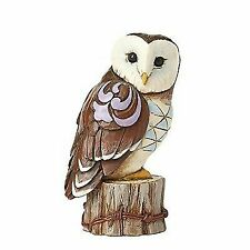Jim Shore*MINI CHRISTMAS OWL on BRANCH*New*Santa Hat*BUY MORE /& SAVE*6001498