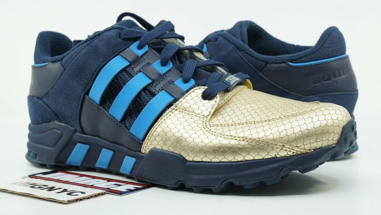 9a86d62614b8 adidas Consortium EQT Running Support 93 Kith Size 11.5 Ronnie Fieg ...
