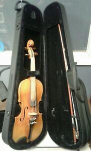 Vintage Antonius Stradivarius Cremonensis Faciebat Anno 17 Violin