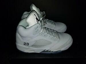 6d22c09da601be Image is loading Nike-Air-Jordan-5-Retro-basketball-shoes-size-