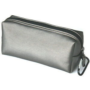 Brand-New-Cosmetic-Make-Up-Accessories-mini-Pouch-Beauty-Organizer-Bag-GreyKhaki