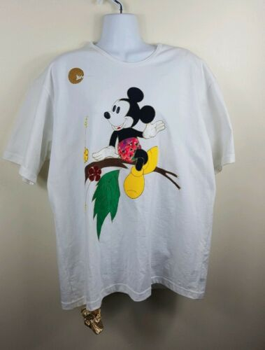 Walt Disney World Vintage 80s-90s Mickey Mouse Emb