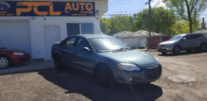 2005 CHRYSLER SEBRING TOURING ! LOW MILLAGE! POWER SEAT