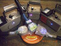 Ludlum Geiger Counter 2 3 12 14c : Mod-kit To Add Flashing Led $9.50 + S/h