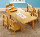 Sylvanian Families Family Table and Chairs SF4506 Dining Kitchen Suite