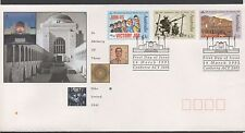 Australia 1991 FDC In Memory of those who Served 1941 fine used set stamps
