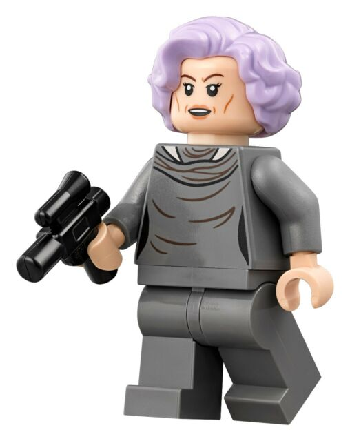 Resistance Bomber Vice Admiral Holdo from 75188 LEGO Star Wars