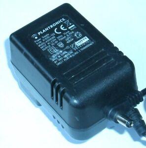 Plantronics-A30908B-AC-Dc-Alimentation-Electrique-9V-0-75A-Prise-UK-61635-102