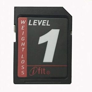 TREADMILL SD CARD - Weight Loss Level 1 - iFit -24 ...
