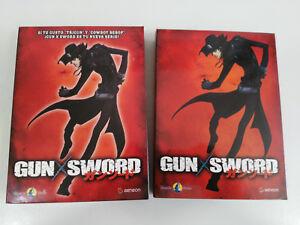 GUN-X-SWORD-26-EPISODIOS-SERIE-6-DVD-EXTRAS-ESPANOL-ANIME-MANGA-GENEON-2T