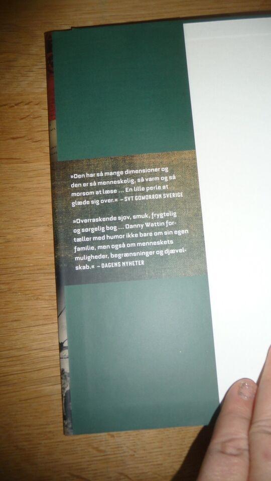 Hr. Isakowitz skat, Danny Wattin, genre: roman