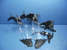 4 Gargoyle der Tyraniden METALL