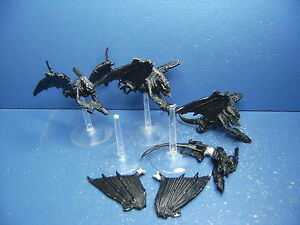 4 la Gargoyle Tyranides métal