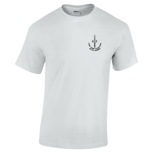 T-shirt commando 43