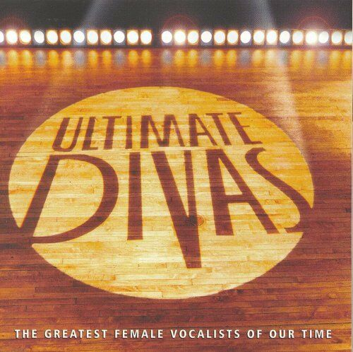 Ultimate Divas by Various Artists (CD, Jun-1999, Arista) NEW