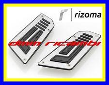 Pedane RIZOMA frontali alluminio YAMAHA T-MAX 530 15 superiori TMAX 2015 ZYF011A