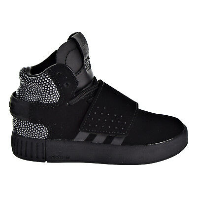 Unisex Shoes Beautiful Adidas Originals Tubular Invader Ray Black Toddlers Shoes Black/black S80476 Fashionable Patterns
