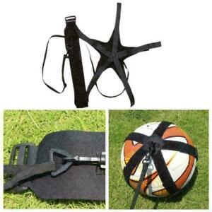 Fussball-Fussball-Kick-Throw-Trainer-Solo-Trainingstraining-Aid-Control-Gesc-B7V9
