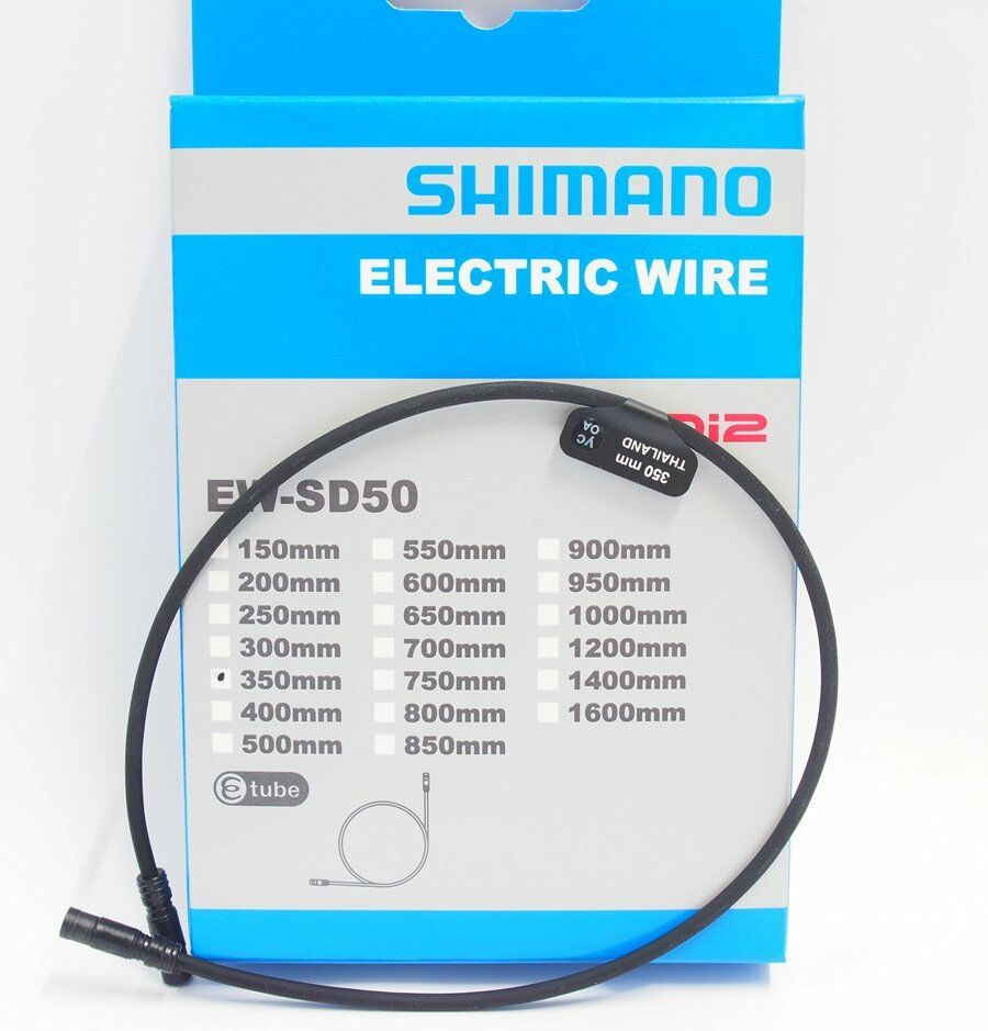 Shimano IEWSD50L15 EW-SD50 Di2 D-Fly 150mm Electric Bike Bicycle Wire Cable