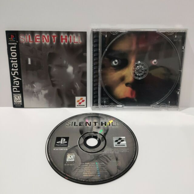 Silent Hill - PlayStation 1 PS1