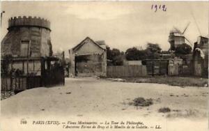 CPA-PARIS-18e-MONTMARTRE-Tour-du-Philosophe-Ferme-de-Bray-539794