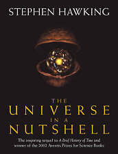 The Universe in a Nutshell by Stephen Hawking (Hardback, 2001)