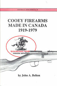 Cooey-Firearms-Made-in-Canada-1919-1979-Booklet-Canadian-Rifle-Cooey-Trainer