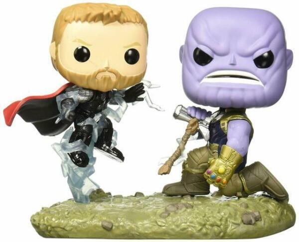 Funko Pop Marvel Avengers Infinity War Thor Vs Thanos Collectible Figure Günstig Kaufen Ebay