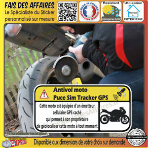 2-Stickers-Autocollant-antivol-MOTO-tracker-gps-alarme-protection-sim-motard