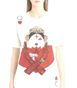 D-amp-G-queen-of-hearts-print-cotton-tshirt