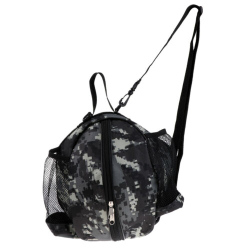 Basketball Carry Case With Adjustable Shoulder Strap for Outdoor Sports Bag