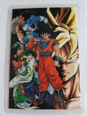 Carte Dragon Ball Z DBZ Rami Card Part 92/' #0792G-D AMADA 1992 MADE IN JAPAN