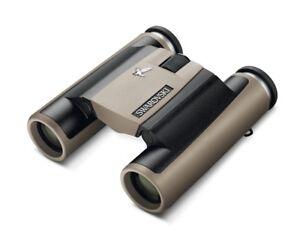 Swarovski Ferngläser Entfernungsmesser : Swarovski fernglas cl pocket sandbraun mit tasche und