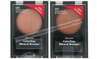 Revlon Colorstay Mineral Bronzer Natural Color Discontinued You Choose