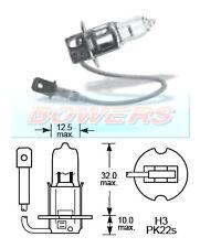 LUCAS LLB455 6V VOLT 55W H3 PK22S HALOGEN LIGHT LAMP BULB