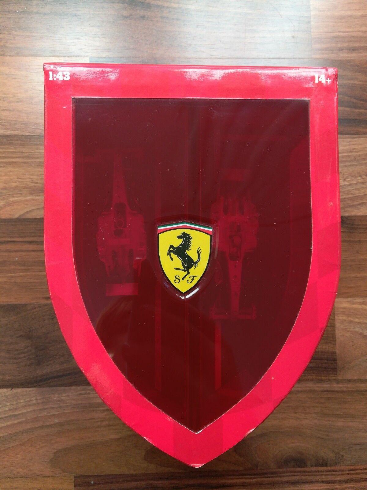 Hot Wheels - Mattel Ferrari Hungaroring 15.08.04 15.08.04 15.08.04 - World Champion - Neu - OVP 98ee58